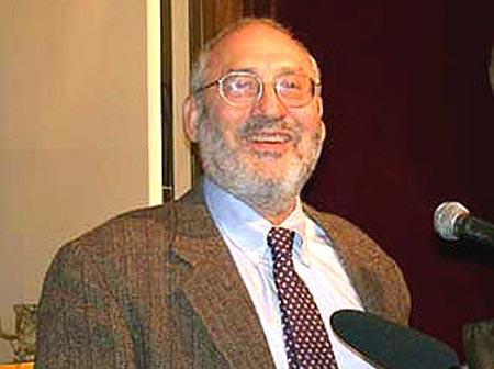 Нобелевский лауреат Джозеф Стиглиц.