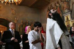На счету Билык и Шуфрича есть даже 37-летний крестник - Арфуш.