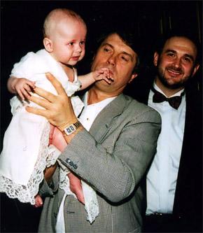 Владимир Гришко доверил сына Ющенко, когда Виктор Андреевич был еще банкиром.
