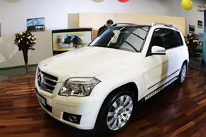 Mercedes GLK - для тех, кому не хватет денег на полноценный G-класс.