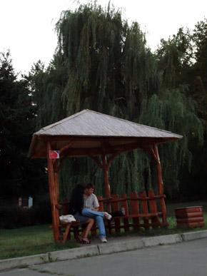 Места для поцелуев есть в «Крыму», «Розах» и «Сирени».