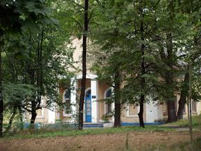 Местный санаторий «Зiрка» был первым в истории Ворзеля-курорта.