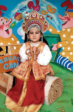 4-летней Фатме турецкие родственники запрещали говорить по-русски.