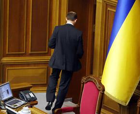 По слухам, Арсений Яценюк устал от политики.