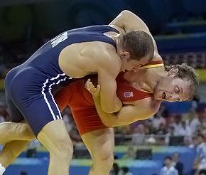 Тарас Данько (справа): - Боролся за «золото», но доволен и «бронзой»