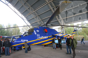 Этот боевой вертолет знают во всем мире.