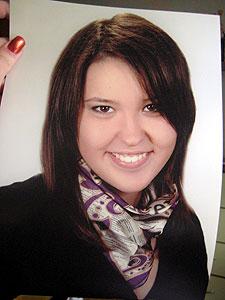 !После окончания школы с золотой медалью Настя поступила сразу на два факультета Киево-Могилянской академии и долго думала, на кого учиться: на юриста или экономиста. Ничему этому уже не сбыться…