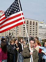Майдан пикетчиков не устроил, и они передвинулись к Верховной Раде