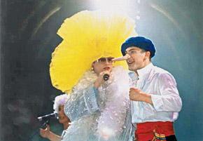 Богданов шесть лет проработал в Театре Данилко.