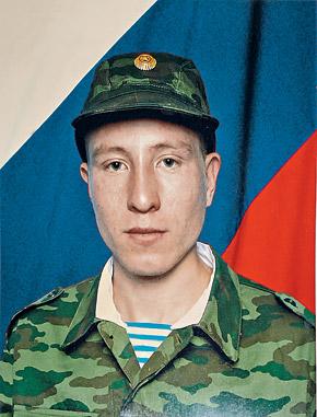 Рядовой Сергей Кононов свой долг выполнил с честью.
