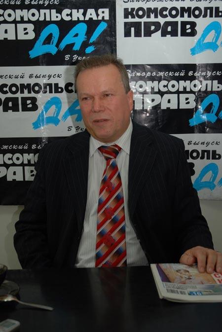 Виктор Трубин.
