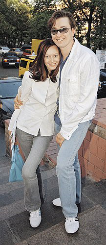 Сергей и Ирина Безруковы счастливы вместе.