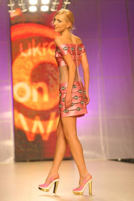 Высокая мода от Людмилы Кисленко.