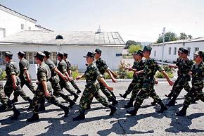 Карабахская армия невелика, но считается одной из самых боеспособных в Закавказье.