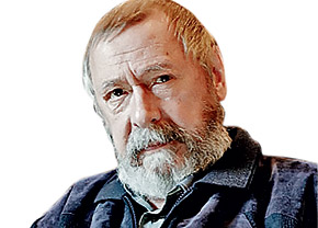 Пока артисты скупали японскую технику, Олег Николаевич думал о Пушкине. Фото РИА «Новости».