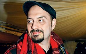 Кирилл Серебренников - спец по мини. Фото PHOTOXPRESS.