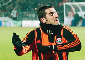 На трансфере итальянца «горняки» потеряли 2 миллиона евро.