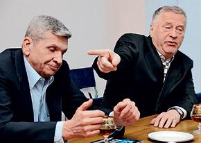 Владимир Жириновский: - Для меня дороже один Колчак, чем сто Лениных! Историк Юрий Жуков: - Но Колчак был британский шпион. Доказать могу.