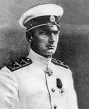 Александр Колчак в 1916 году.