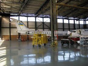 На ремонте один из самолетов «Украина», на которых летает президент.