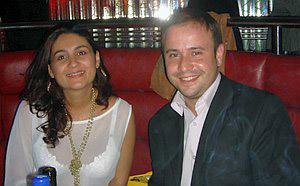Сергей с любимой девушкой Любой. Они встречаются уже четыре года.