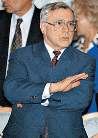 Борис Пастухов.