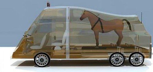Пока не ясно, будут ли выпускаться мини-авто для женщин (с пони вместо мотора) и детские модели (с белками в колесах).