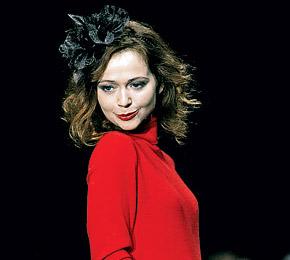 Захаровой предстоит сыграть сразу двух разных героинь одного фильма.