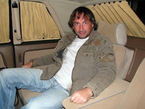 Коллекционер-реставратор Дмитрий Сварчевский специализируется на советском автопроме.