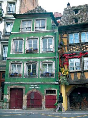 Самая старая гостиница Страсбурга, где инкогнито останавливались даже короли.